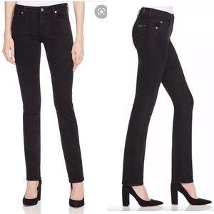 7FAMK Sz 31 Kimmie Straight Leg Jeans